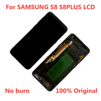 Touch Screen Replacement Parts Original AMOLED Display For SAMSUNG Galaxy S8 S8+ S8 PLUS LCD G950F G950U G955F G955U Display