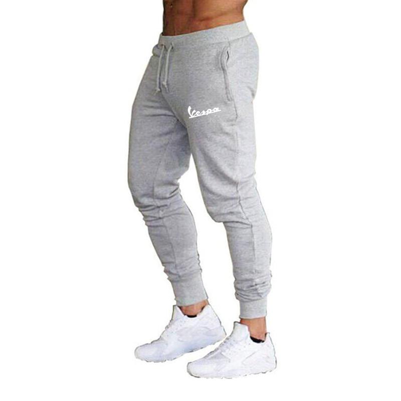 Vespa calças esportivas para corrida, calças com