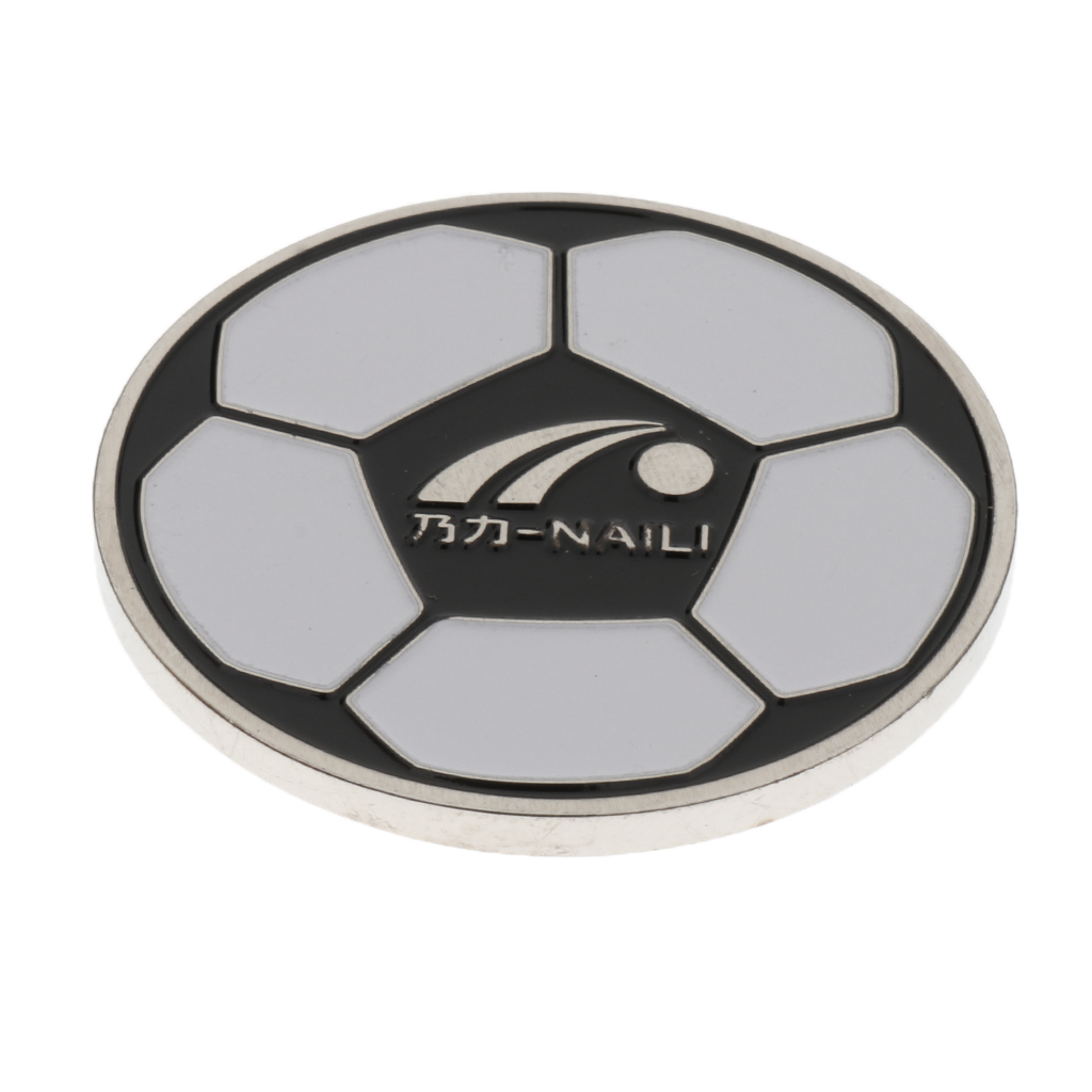 Football Soccer Referee Flip Coin  Judge Toss Coin Pick Side Finder