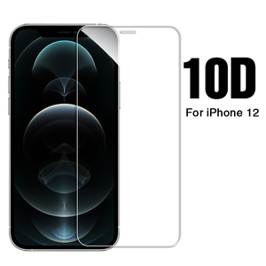 Protective Tempered glass for iphone 12 Pro Max Screen Protector iphone 12 Mini screen protector glass on iphone 12 Glass Film