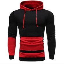 CYXZFTROFL 2019 New Casual Hoodie Mens Fashion Warm Jacket Brand Hooded Sweatshirt