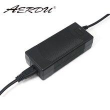 AERDU 5S fuente de alimentación de 21V y 2A, batería de ion de litio de 18V, cargador AC 100 240V, Adaptador convertidor, enchufe para UE/EE. UU./AU/UK