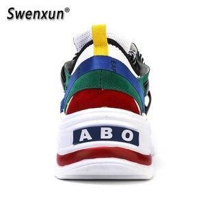 Image 2 - Модные кроссовки для мужчин и женщин, высококачественная повседневная обувь, Классическая Удобная Уличная обувь для женщин, Размеры 35 47