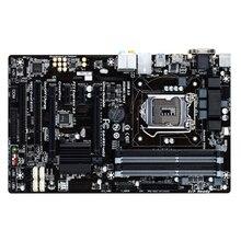 Для GIGABYTE GA-B85-HD3 рабочего Материнская плата B85 разъем LGA 1150 i3 i5 i7 DDR3 32G микро-ATX UEFI BIOS оригинальный использовать платы