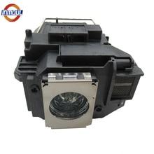 החלפת מנורת מקרן ELPLP58 עבור EPSON EB S10/EB S9/EB S92/EB W10/EB W9/EB X10/EB X9/EB X92/EX3200
