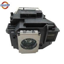 Vervangende Projector Lamp ELPLP58 Voor Epson EB S10/EB S9/EB S92/EB W10/EB W9/EB X10/EB X9/EB X92/EX3200