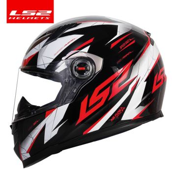 LS2 FF358 Full Face Motorcycle Helmet