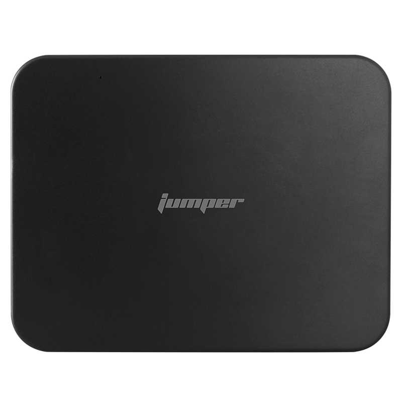 Jumper Ezbox N4 Mini PC, intel Gemini Lake N4100 4 GB RAM 64 GB ROM 2.4G/5G Hz Wifi Windows 10 Mini PC dukungan HDMI/VGA