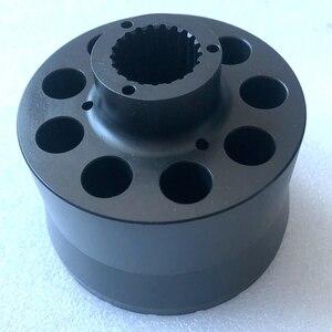 Image 2 - Hydraulische Pomp Onderdelen PVE21cylinder Blok Klep Plaat Voor Reparatie Eaton Vickers Pomp Goede Kwaliteit