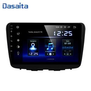 "Image 3 - Dasaita 9 ""ips rádio 1 din carro estéreo android 9.0 para suzuki baleno 2016 2017 2018 navegação gps bluetooth 1080p vídeo tda850"
