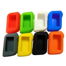 A93 Silicone Key Case For Starline A63 A39 A36 A66 A96 2-Way Car Alarm LCD Remote Control Transmitter Silica Gel Keychain Cover silicone case silica gel key case for starline a93 a63 a39 a36 a96 car alarm remote control lcd transmitter