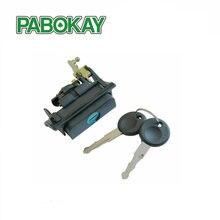 Задняя багажная дверь ручка багажника замок 2 ключа для vw golf