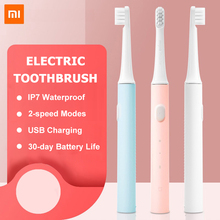 Rechargeable Toothbrush Sonic Electric Xiaomi Mijia Ultrasonic Waterproof Automatic Adult