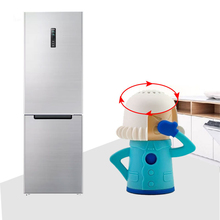 Microwave and Refridgerator Cleaner Easily Cleans Microwave Oven Steam Cleaner Appliances