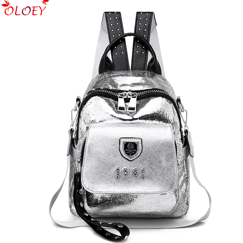 Brand  Fashion Women Backpack High Quality Youth Leather Backpacks For Teenage Girls Female School Bag Bagpack Mochila Hot Sale