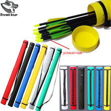 Arrows Tube Archery Arrow Quiver Holder  For Compound Bow or Crossbow Archery Hunting adjustable archery arrow quiver holder tube arrows for archery hunting compound bow or crossbow arrow