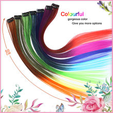 Long Straight color Hair Extensions