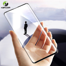 For Samsung Galaxy Note 10 Plus Pro Tempered Glass 3D Full Cover Protective Film Screen Protector For Samsung Note10 Pro Plus protective matte pet screen protector for samsung galaxy note pro 12 2 transparent