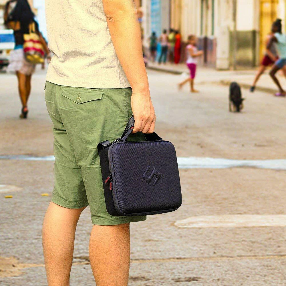 Image 3 - Smatree Waterproof Hard Carrying Case Portable Storage Bag for  DJI Osmo Pocket Extension Rod, Osmo Pocket Waterproof CaseCamera/Video  Bags