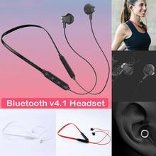 Wireless Bluetooth Headset Stereo Earphone Sport Handfree Universal