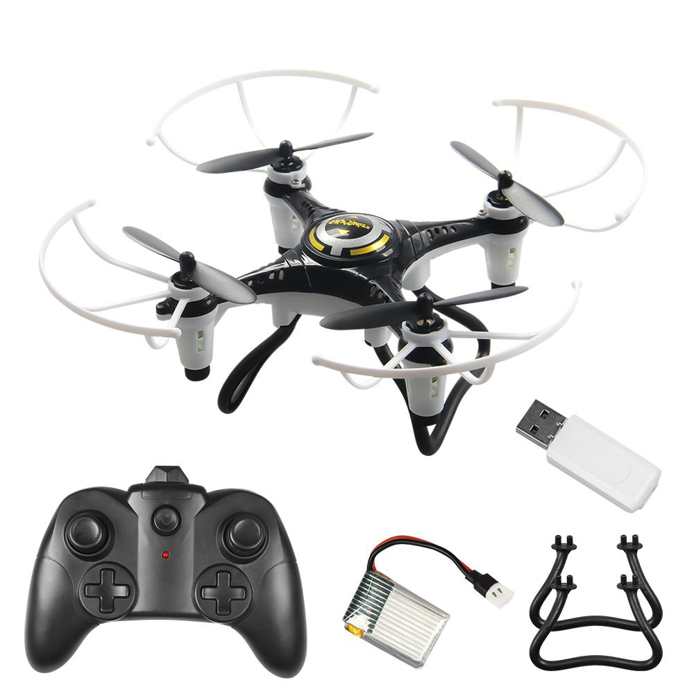RCtown JX815-2 Mini 2,4 GHz 4 Kanal Drone 360 ° Roll Quadcopter
