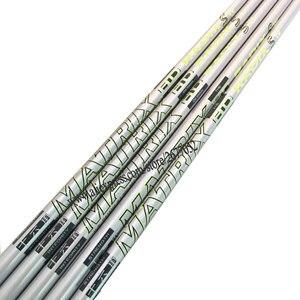 Image 1 - Neue Golf welle MATRIX S IV 4 16 ecke Graphit welle R oder S Flex Golf fahrer holz welle 8 teile/los Freies verschiffen