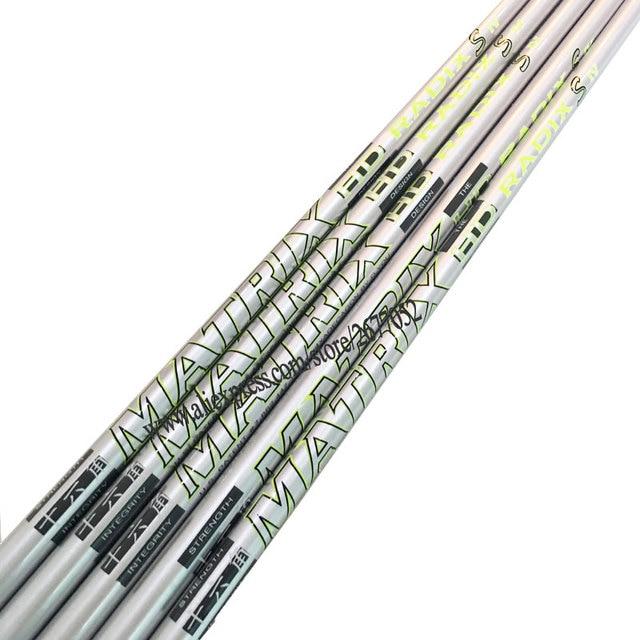 Neue Golf welle MATRIX S IV 4 16 ecke Graphit welle R oder S Flex Golf fahrer holz welle 8 teile/los Freies verschiffen