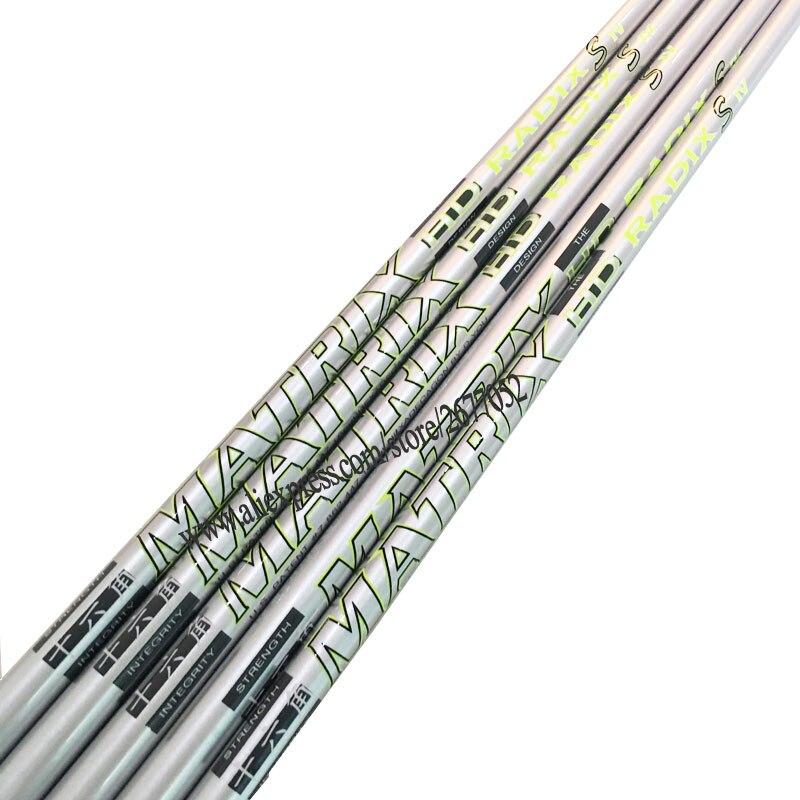 New Golf Shaft MATRIX S IV 4 16 Corner Graphite Shaft  R Or S Flex Golf Driver Wood Shaft 8pcs/lot Free Shipping