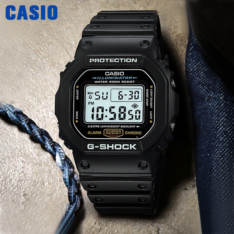 CASIO watch G-SHOCK multi-function sports DW-5600MS-1D