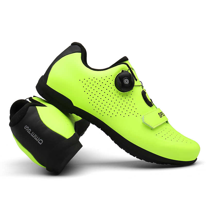Road Cycling Shoes Men Outdoor Sport Bicycle Shoes Self-Locking Professional Racing Road Bike Shoes zapatillas ciclismo