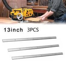 Juego de doble filo para cuchillas, herramienta de corte para Metabo, DH330, DH316