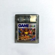 Ky tecnologia diy 700 em 1 edgb remix cartão de jogo para gb gbc game console
