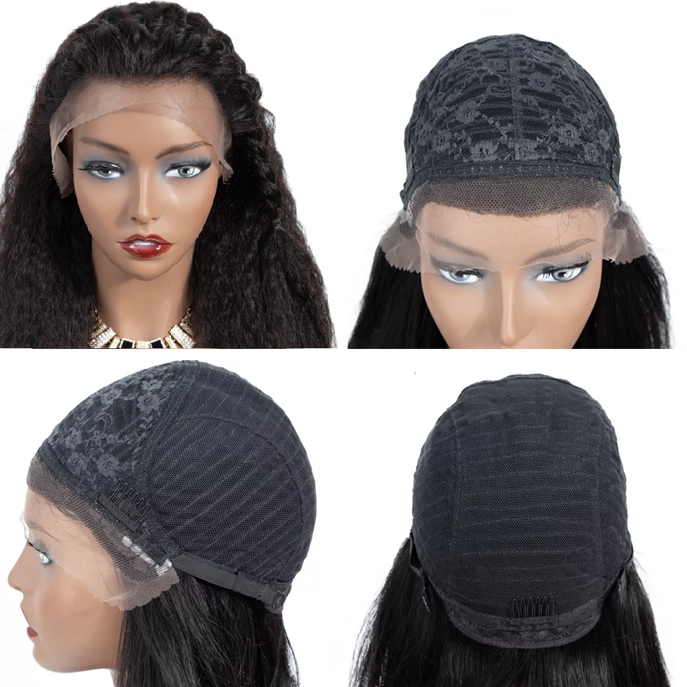 13x1 Hairline Wig