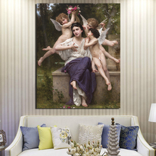 Aestheticism Dream Of Spring Canvas Painting Prints Living Room Home Decoration Modern Wall Art Oil Posters Pictures HD