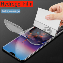 Screen Protector Hydrogel Film For Huawei P20 P30 P10 Plus Pro Protective Film For Huawei P10 P10 30 Lite pro  Film Not Glass