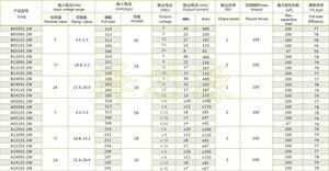 Image 5 - 5PCS 10PCS 20PCS B1209S 1W B1209S SIP 4 NEW DC DC power module 12V to 9V