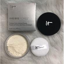 Poudre d'aérographe pour visage soyeux, antioxydant, produits cosmétiques pour le visage pour fermer les pores, quantité 6,8 g,
