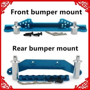 Alloy front &rear body mount b