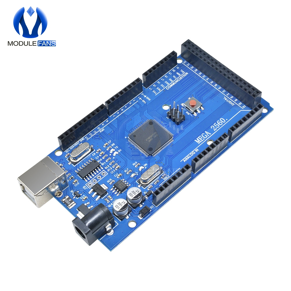 Arduino Compatible Atmega2560-16AU CH340G ATMEGA 2560 R3 Board Mega2560 R3