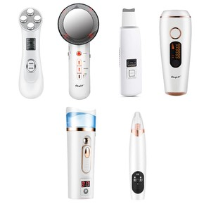 CkeyiN 6pcs Beauty Devices Fac