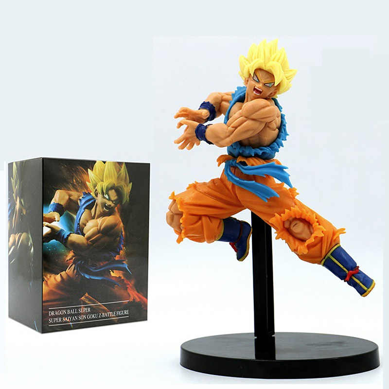 Dragon ball personagem estátua son goku gogeta vegeta super saiya goku último guerreiro figura de ação coleção pvc modelo brinquedos