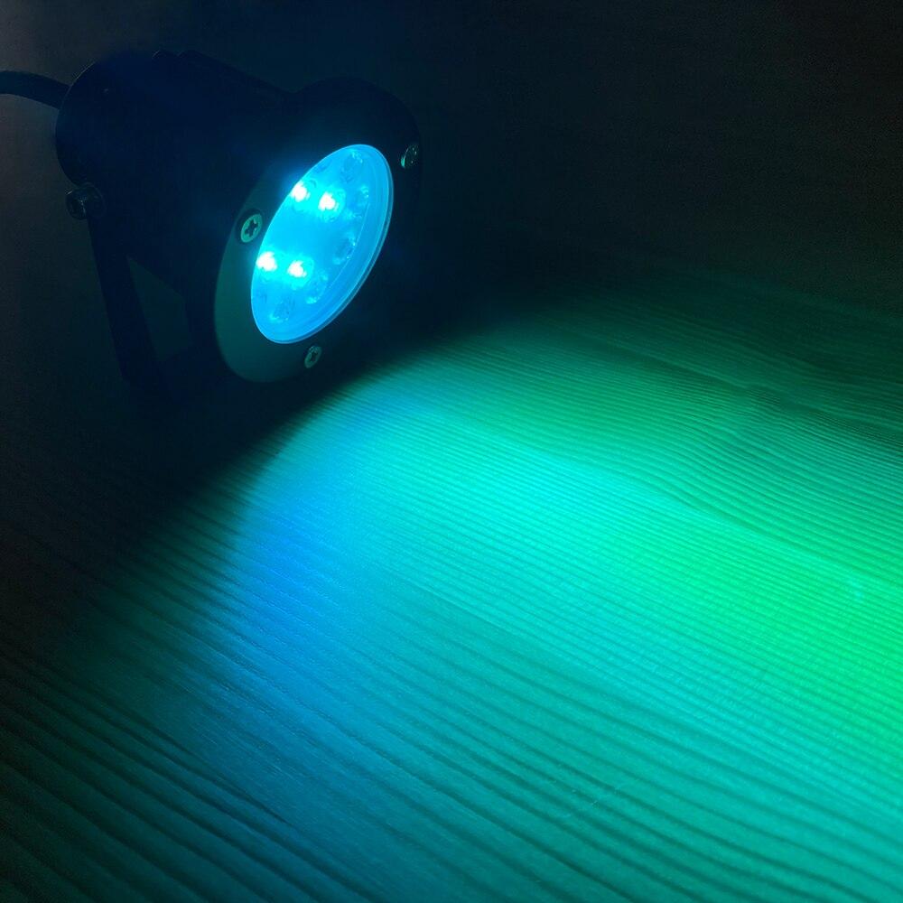 gledopto led jardim luz ao ar livre 04