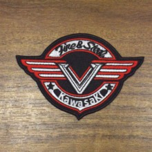 Custom your printed Iron on Patches Sew bagde Hook and Loop Patch 6