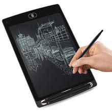 Tableta gráfica Digital LCD de 8,5 pulgadas para niños, tablero de cojín mágico para dibujo y escritura a mano