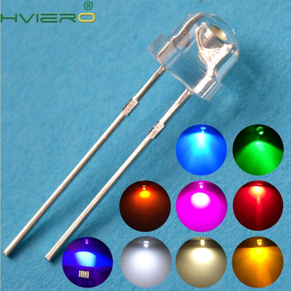 1000x 5mm round Ultra Voilet LED superbright bulb light
