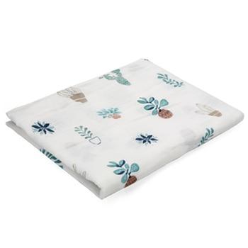 [simfamily]1Pc Muslin 100% Cotton Baby Swaddles Soft Newborn Blankets Baby Bath Towel Gauze Infant Wrap Sleepsack Stroller Cover