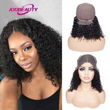 13x6 Кружева передние парики Волнистые Для женщин парик из бразильских человеческих Волосы Remy парик из натуральных Цвет предварительно выщи...