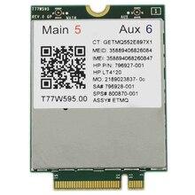 LTE-MODEM Hp Elite for X2 840/850/G3/.. Green Lt4120x5 T77W595 4G WWAN 150mbps 796928-001
