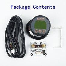 DC 0-80V0-350A аккумулятор монитор тестер емкости усилителя вольтметр оборудование