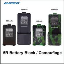 Baofeng UV-5R talkie Walkie battery 1800mAh 3800mAh Battery USB Cable for Baofeng Walkie Talkie UV-5RA 5RB 5RL F8+ F8HP